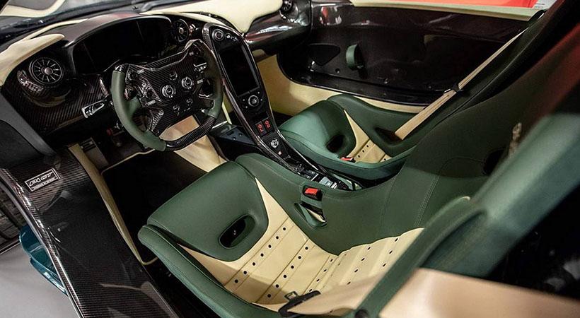 McLaren P1 GT, el Longtail creado por Lanzante  Limited