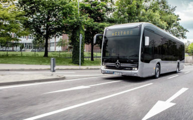 Mercedes-Benz eCitaro, el camión eléctrico para ciudad