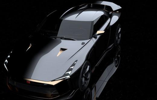 Nissan GT-R50 By Italdesign podría fabricarse de forma limitada
