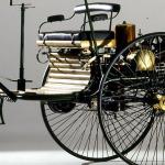 Mercedes-Benz vende el primer auto del mundo
