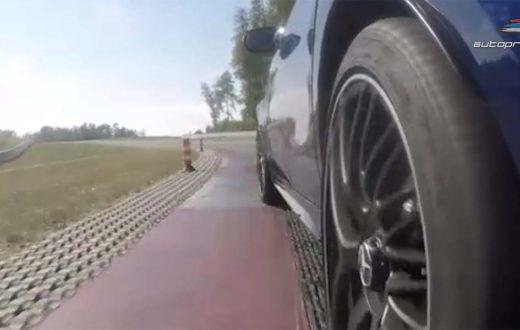 Video Mercedes-AMG C63 2019 en el Bilster Berg Drive Resort