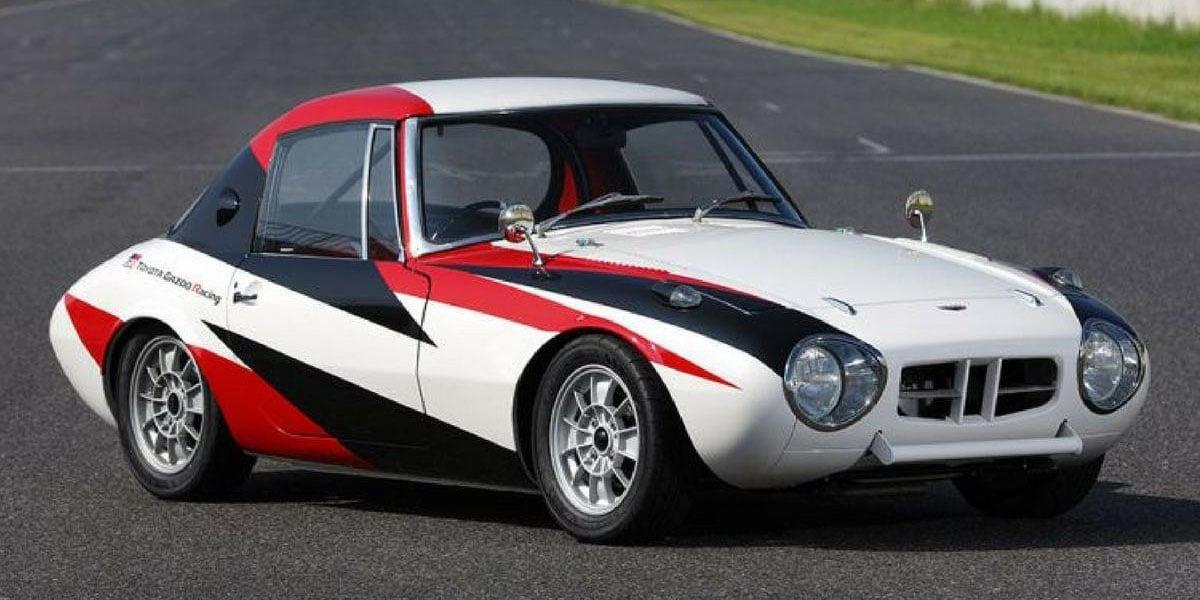 Toyota de carreras más viejo del mundo