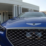 Video Test Drive Genesis G70 2019 en la pista del Club Motorsports