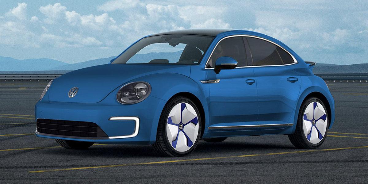 Volkswagen Beetle eléctrico 4 puertas
