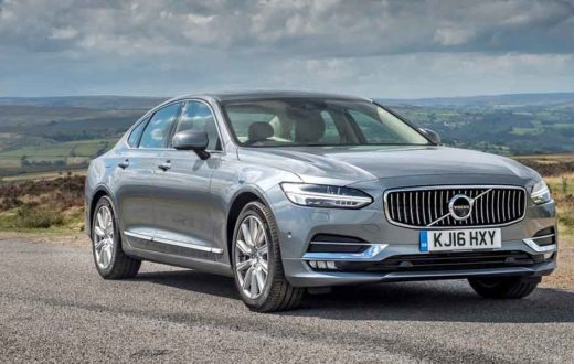Video Volvo S90 2018, elegancia sueca por $69,140