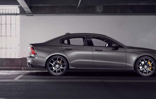 Volvo S60 T8 Polestar Engineered
