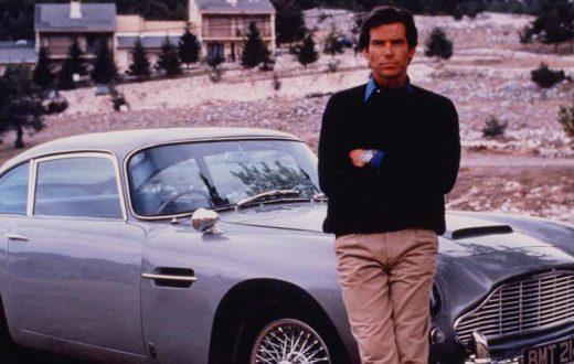 Aston Martin DB5 de James Bond se vendió en $2.6 millones