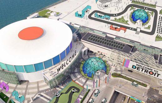 Auto Show Detroit 2020