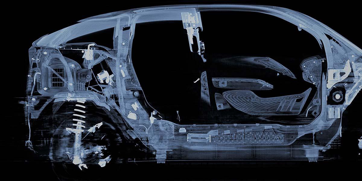 Rayos X BMW para la calidad máxima en todos sus autos