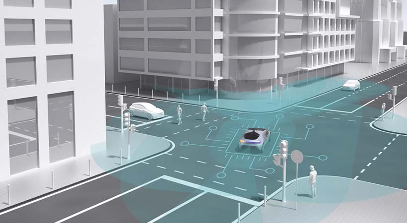 Ciudad piloto en California para la conducción autónoma