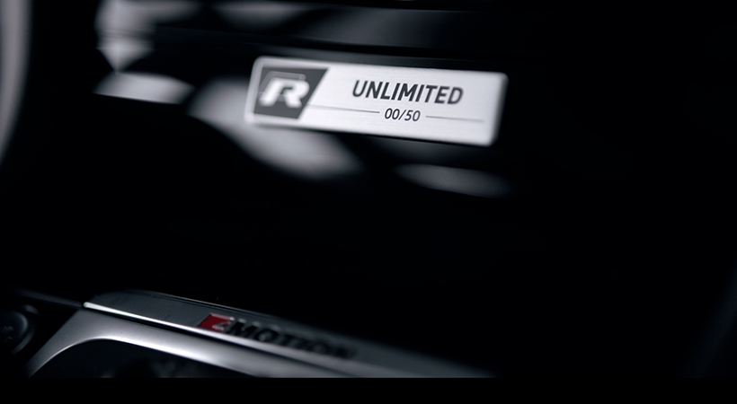 Volkswagen Golf R Unlimited