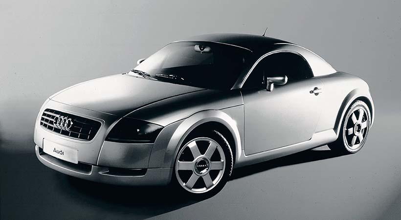 Historia Audi TT