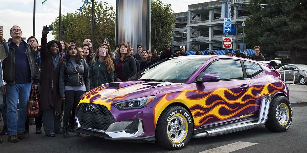 Estrellas Hyundai en Hollywood