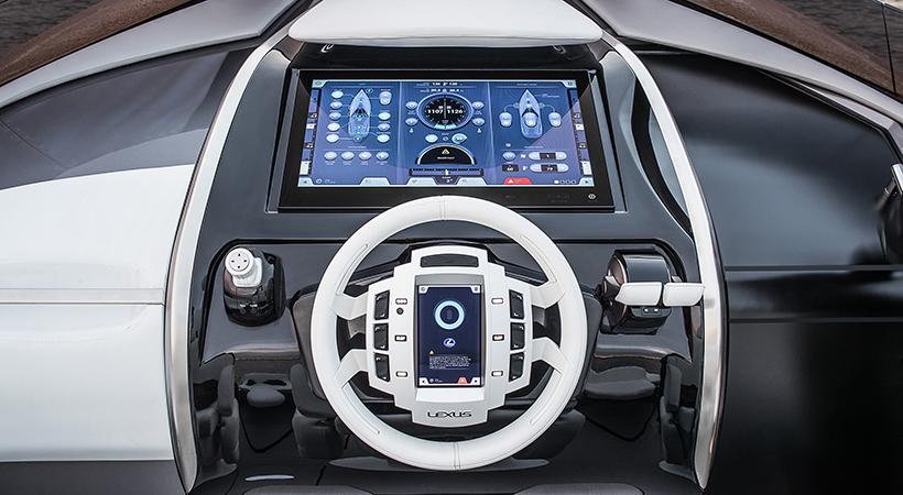 Lexus Sport Yatch