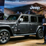 Mike Manley nuevo CEO de FIAT Chrysler Automobiles
