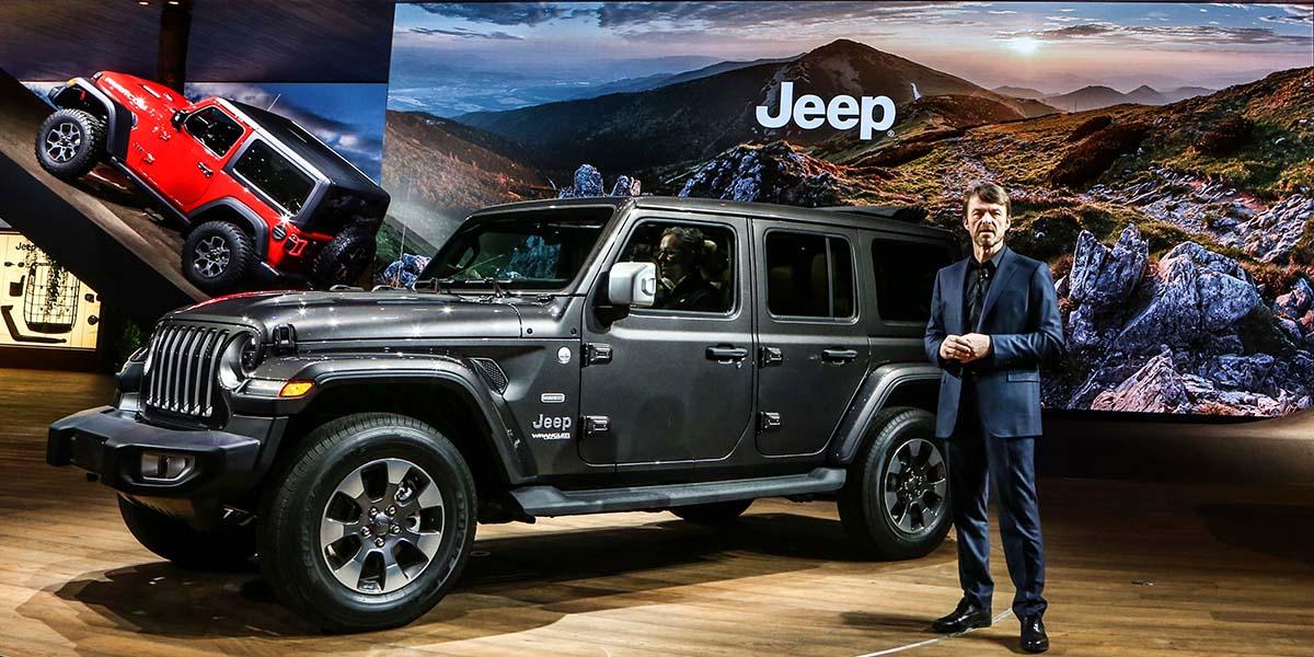 Mike Manley nuevo CEO de FIAT Chrysler Automobiles