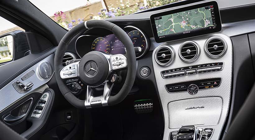 Video Mercedes-AMG C 63   Bilster Berg 2019