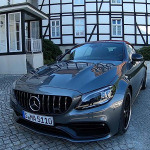 Video Mercedes-AMG C 63 S Cabriolet 2019