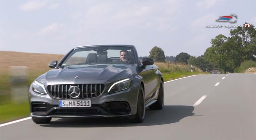 Mercedes-AMG C63 Cabriolet 2019