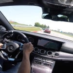 Test Drive Mercedes-AMG E63 2018