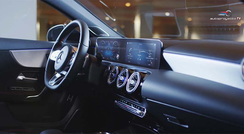 Debut global Mercedes-Benz A Class 2019