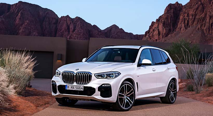 Precio BMW X5 Sports Activity Vehicle 2019