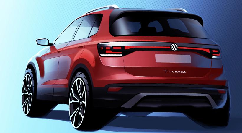 Video Volkswagen T-Cross