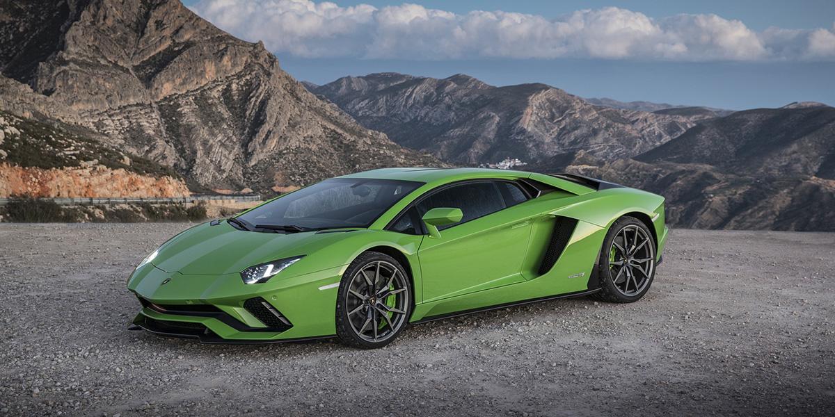 todos los Lamborghini serán híbridos