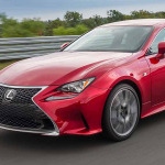 Video Lexus RC 350 F Sport 2018