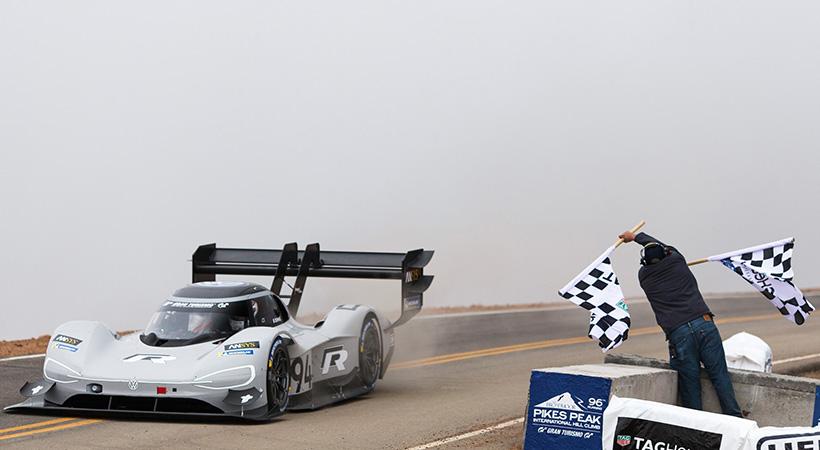 Video Volkswagen I.D. R Pikes Peak, un récord para la historia