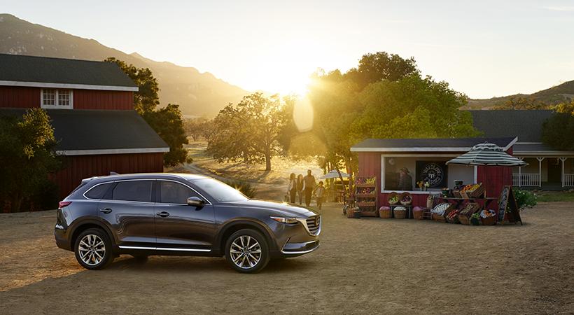 Mazda CX-9 2019, precios, versiones y paquetes opcionales en USA