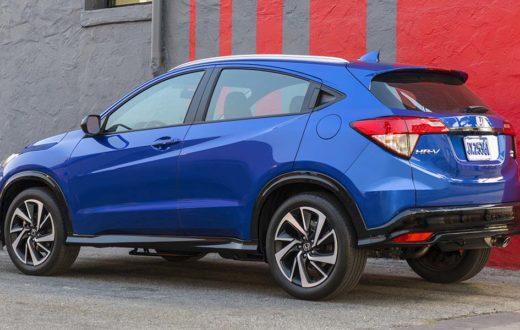 Honda HR-V 2019, pequeño gigante mejorado en todo