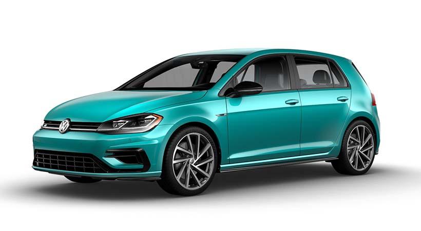 Volkswagen Spektrum Golf R 2019