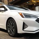 Debut global Hyundai Elantra 2019