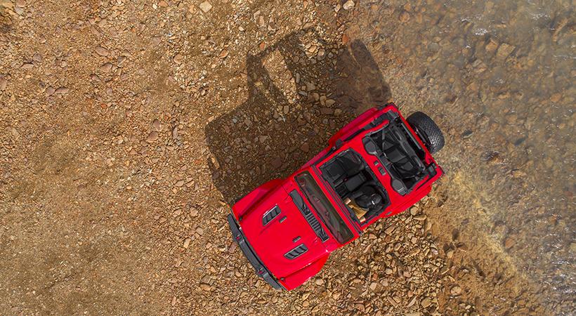Jeep® Wrangler PHEV saldrá de la planta de Toledo, Ohio