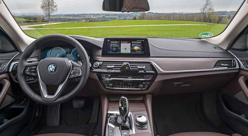 Video BMW 530e 2018