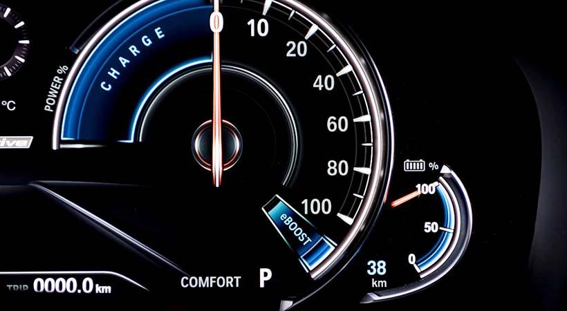 BMW 530e 2018, tecnología y máximo confort a bordo