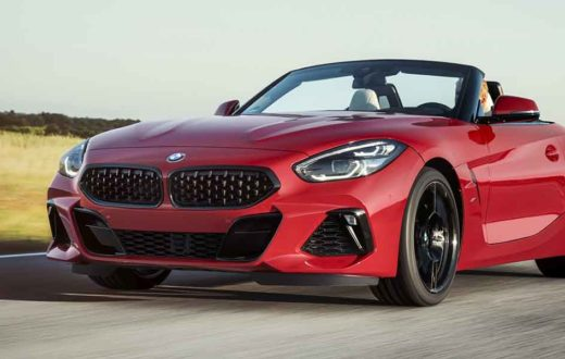 BMW Z4 M40i First Edition, debut en Pebble Beach 2018