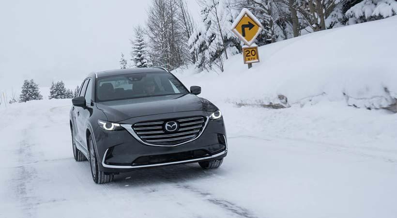 Mazda CX-9 2019, precios, versiones y paquetes opcionales en USA19