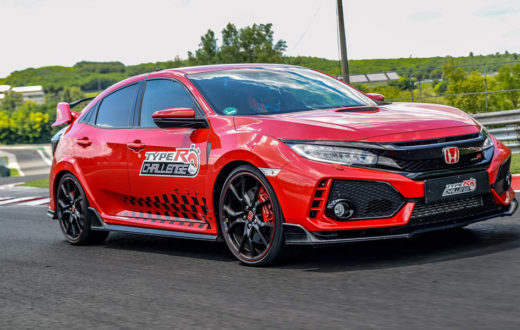 Honda Civic Type R rompe récord