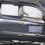Honda Pilot 2019 Top Safety Pick Plus del IIHS