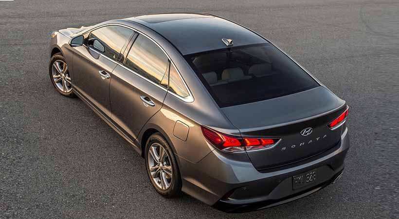 Video y precio Hyundai Sonata Limited 2018