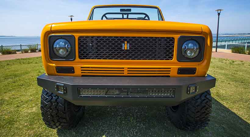 International Scout II 1979 restomod