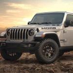 Jeep Wrangler Moab Edition 2018, primera edición especial ¡lista para la aventura!
