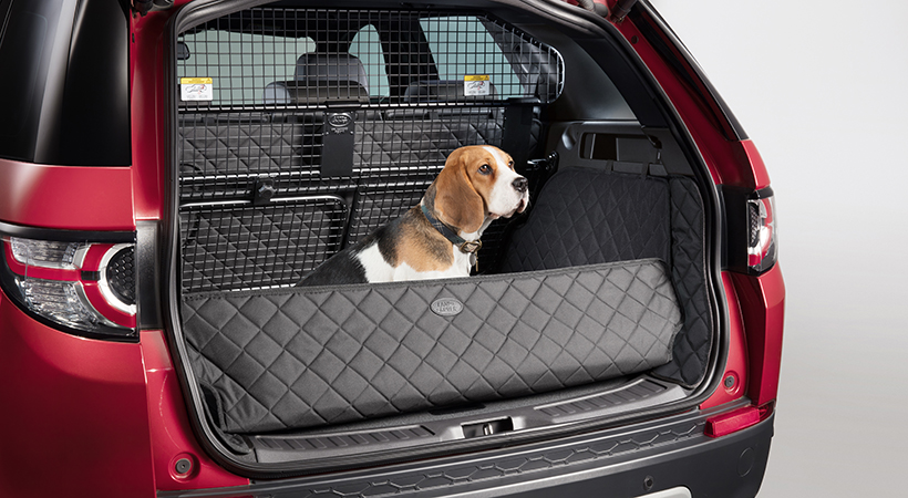 Land Rover Pet Pack