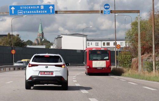 Video Lexus UX 2019