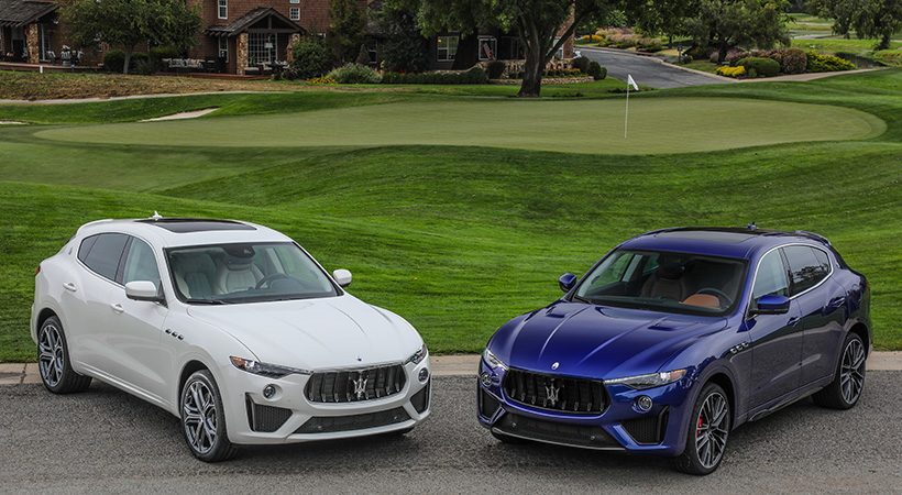 Maserati en la Monterey Car Week 2018