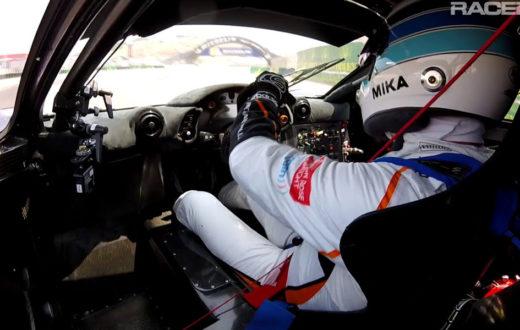 El mejor video de un McLaren F1 GTR que has visto