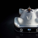 Mercedes-Benz EQ Silver Arrow