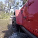 Rubicon Trail con el Jeep Wrangler Rubicon 2018 ... 36 horas sin WiFi